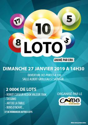 Super LOTO du Club