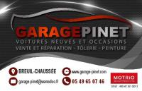 Logo Garage Pinet