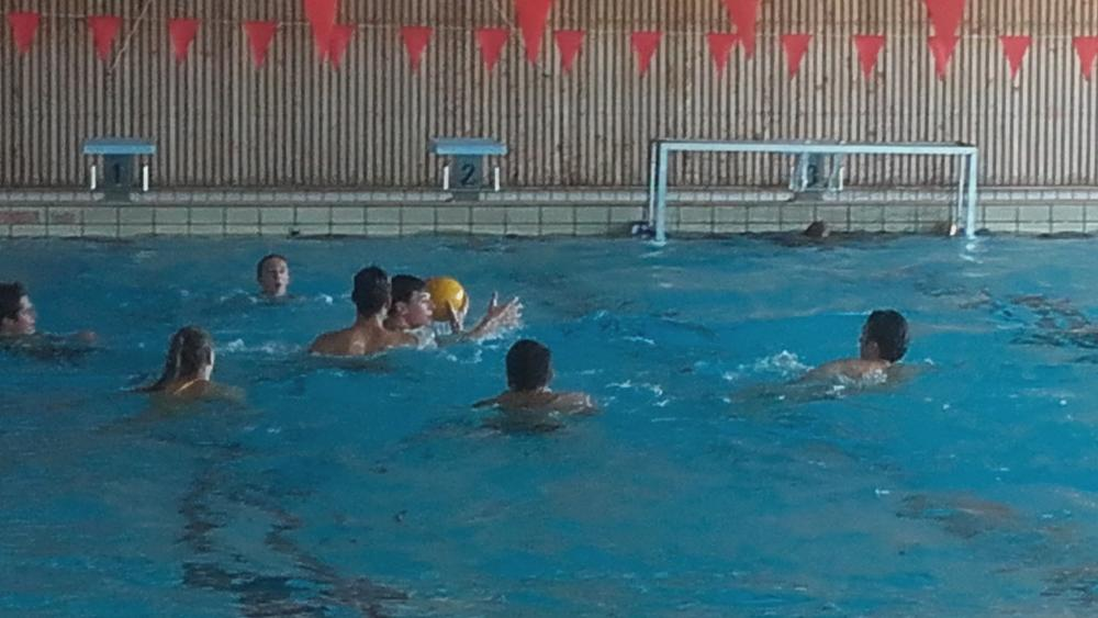 Animation water polo n°2  |