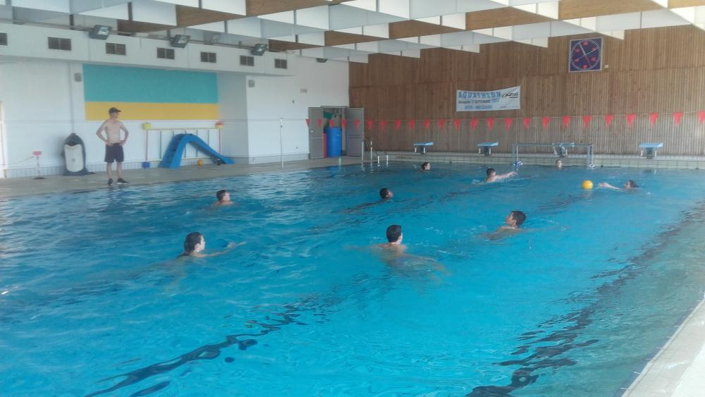 Animation water polo n°4  |