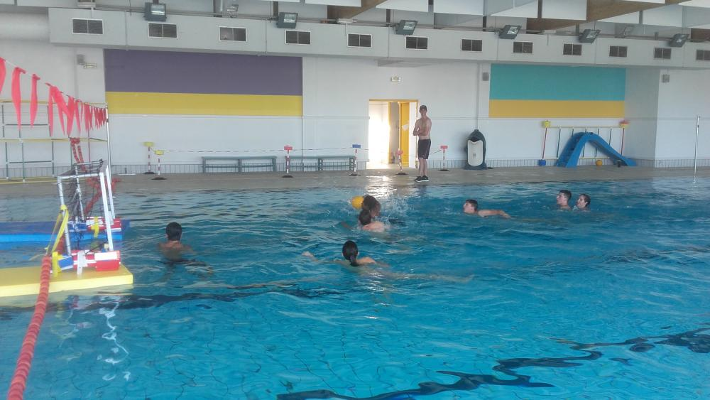 Animation water polo n°9  |